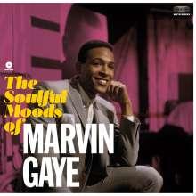 Marvin Gaye: The Soulful Moods Of Marvin Gaye (+ 4 Bonustracks) (180g) (Limited Edition) , LP