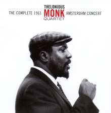 Thelonious Monk (1917-1982): The Complete 1961 Amsterdam Concert, CD