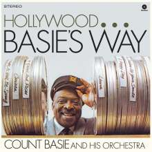 Count Basie (1904-1984): Hollywood... Basie's Way +2 (remastered) (180g) (Limited Edition), LP