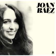 Joan Baez: Joan Baez +2 (180g) (Limited Edition), LP