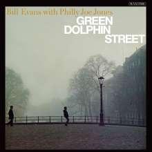Bill Evans & Philly Joe Jones: Green Dolphin Street +1 Bonus Track (remastered) (180g) (Limited Edition), LP