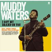 Muddy Waters: I Got My Brand On You (180g) (Limited Edition), LP
