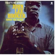 John Lee Hooker: That's My Story + 2 Bonus Tracks (180g) (Limited Edition), LP