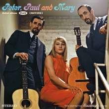 Peter, Paul & Mary: Debut Album & (Moving) (+ 3 Bonustracks), CD