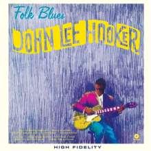 John Lee Hooker: Folk Blues (+2 Bonus Tracks) (180g) (Limited Edition), LP