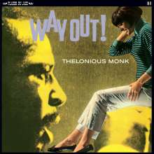 Thelonious Monk (1917-1982): Way Out +1 Bonus Track (remastered) (180g) (Limited Edition), LP