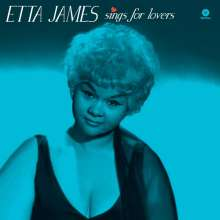 Etta James: Sings For Lovers (180g) (Limited Edition) (+2 Bonus Tracks), LP