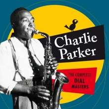 Charlie Parker (1920-1955): The Complete Dial Masters (+ 6 Bonustracks), 2 CDs