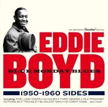 Eddie Boyd: Blue Monday Blues, CD