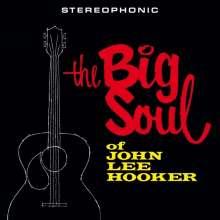 John Lee Hooker: The Big Soul Of John Lee Hooker (180g) (Limited Edition) +Bonus Track, LP