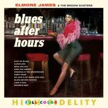 Elmore James: Blues After Hours (180g) (Limited-Edition) + 4 Bonus Tracks, LP