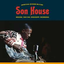 "Eddie James ""Son"" House: Special Rider Blues (180g) (Limited-Edition), LP"