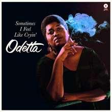 Odetta: Sometimes I Feel Like Cryin' (180g) (Limited Edition) +2 Bonus Tracks, LP