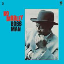 Bo Diddley: Boss Man (180g) (Limited Edition) (+2 Bonus Tracks), LP