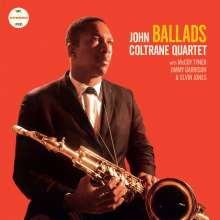John Coltrane (1926-1967): Ballads (+2 Bonustracks) (180g) (Limited Edition), LP