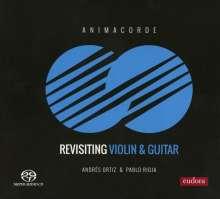 Animacorde - Revisiting Violine & Guitar, Super Audio CD