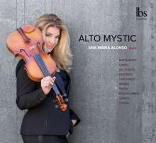 Ana Maria Alonso - Alto Mystic, CD