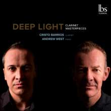 Carl Maria von Weber (1786-1826): Cristo Barrios - Deep Light, CD