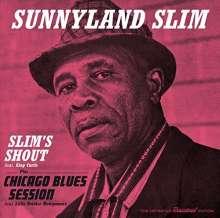 Sunnyland Slim: Slim's Shout + Chicago Blues Session, CD
