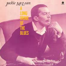 Jackie McLean (1931-2006): A Long Drink Of The Blues (remastered) (180g) (Limited-Edition), LP