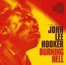 John Lee Hooker: Burning Hell + Bonus Tracks, CD