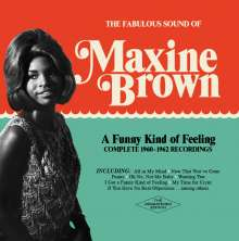 Maxine Brown: A Funny Kind Of Feeling: Complete 1960 - 1962 Recordings, CD