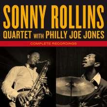 Sonny Rollins (geb. 1930): Complete Recordings (+1 Bonus Track), CD