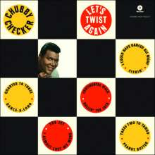 Chubby Checker: Let's Twist Again (180g) (Limited Edition) (+2 Bonustracks), LP