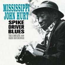 Mississippi John Hurt: Spike Driver Blues: The Complete 1928 Okeh Recordings (+ 6 Bonustracks), CD
