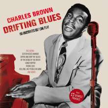 Charles Brown (Blues): Drifting Blues-His Underrated 1957 Long Play, CD