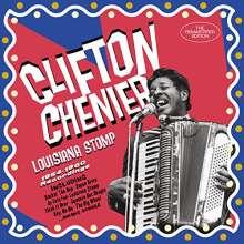 Clifton Chenier: Louisiana Stomp 1954 - 1960 Recordings, CD