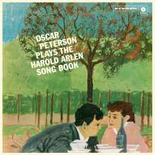 Oscar Peterson (1925-2007): Plays The Harold Arlen Song Book (remastered) (180g) (Limited Edition), LP