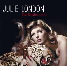 Julie London: The Singles 1955 - 1962 +6 (Limited-Edition), 2 CDs