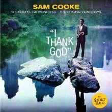 Sam Cooke: I Thank God + 8 Bonus Tracks, CD