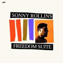 Sonny Rollins (geb. 1930): Freedom Suite (remastered) (180g) (Limited Edition) (+1 Bonustrack), LP