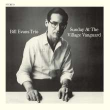Bill Evans (Piano) (1929-1980): Sunday At The Village Vanguard (180g) (Limited-Edition) (Colored Vinyl), LP
