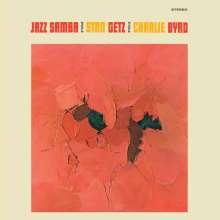 Stan Getz & Charlie Byrd: Jazz Samba (180g) (Limited-Edition) (Colored Vinyl), LP