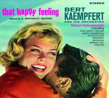 Bert Kaempfert (1923-1980): That Happy Feeling / Lights Out, Sweet Dreams (Limited-Edition), CD