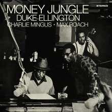 Duke Ellington, Charlie Mingus & Max Roach: Money Jungle (+ 4 Bonus Tracks) (180g) (Limited Edition) (Translucent Purple Vinyl), LP