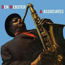 Ben Webster (1909-1973): Ben Webster & Associates, CD