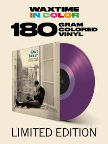 Chet Baker (1929-1988): Italian Movie Soundtracks (180g) (Limited-Edition) (Purple Vinyl), LP