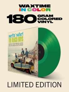 The Beach Boys: Surfin' Safari (180g) (Limtied-Edition) (Green Vinyl), LP