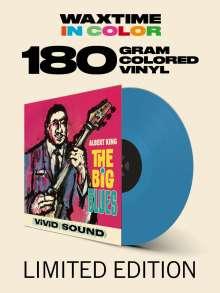 Albert King: The Big Blues (180g) (Blue Vinyl) (+2 Bonustracks), LP