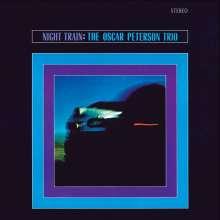 Oscar Peterson (1925-2007): Night Train (180g) (Limited Edition) (Colored Translucent Purple Vinyl), LP