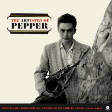 Art Pepper (1925-1982): The Artistry Of Pepper (+2 Bonustracks) (180g), LP