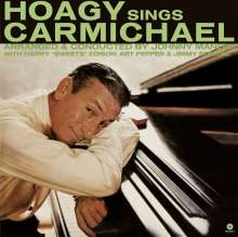 Hoagy Carmichael (1899-1981): Hoagy Sings Charmichael (remastered) (180g) (Limited Edition) (+4 Bonustracks), LP