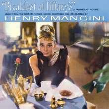 Henry Mancini (1924-1994): Filmmusik: Breakfast At Tiffany's (O.S.T.) (180g) (Limited-Edition) (Blue Vinyl) (+1 Bonustrack), LP