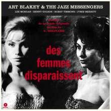 Art Blakey (1919-1990): Des Femmes Disparaissent (remastered) (180g) (Limited Edition), LP