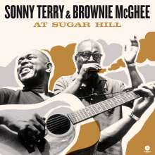 Sonny Terry & Brownie McGhee: At Sugar Hill (180g) (Limited-Edition) (+2 Bonustracks), LP