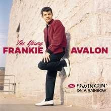 Frankie Avalon: The Young Frankie Avalon / Swingin' On A Rainbow, CD